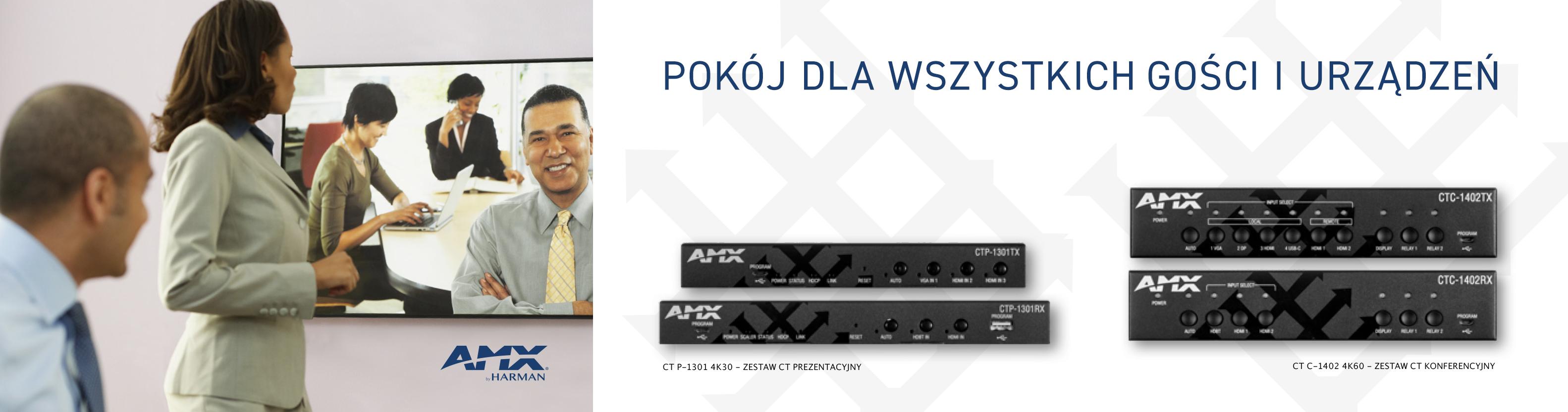 AMX - o firmie