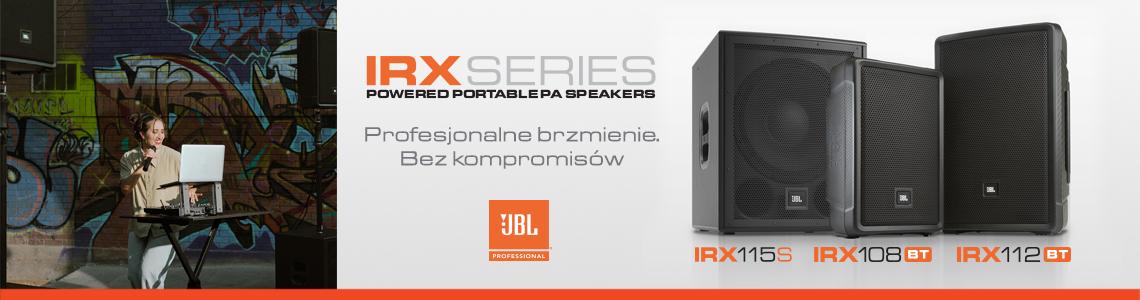 Aktywny JBL dla każdego IRX100